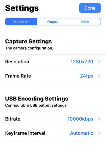 iOSCam