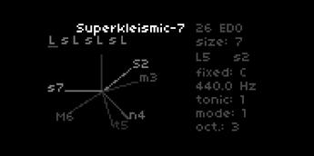 superkleismic-7-26-edo
