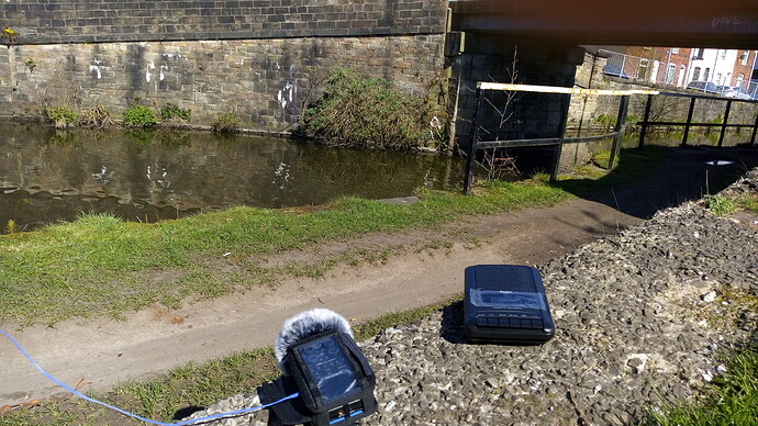 Canal, Cassette & Chimes