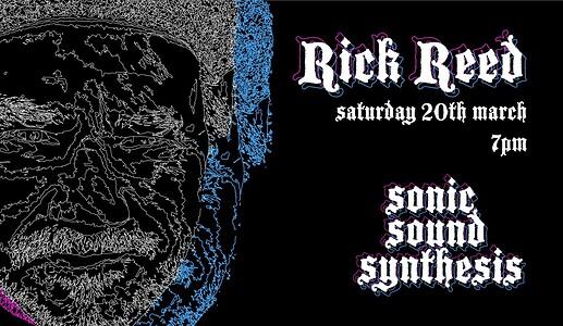 Rick Reed flyer