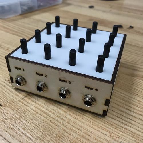 matrix-mixer