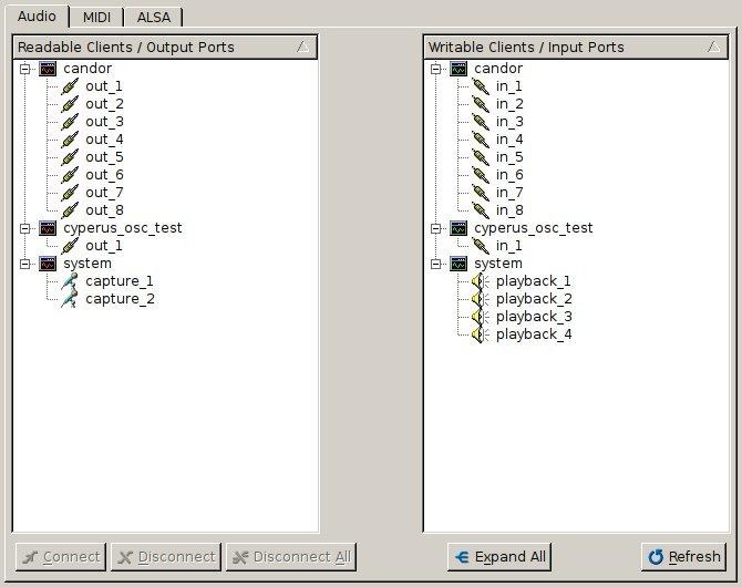 Beginning a GNU/Linux/JACK headless performance system