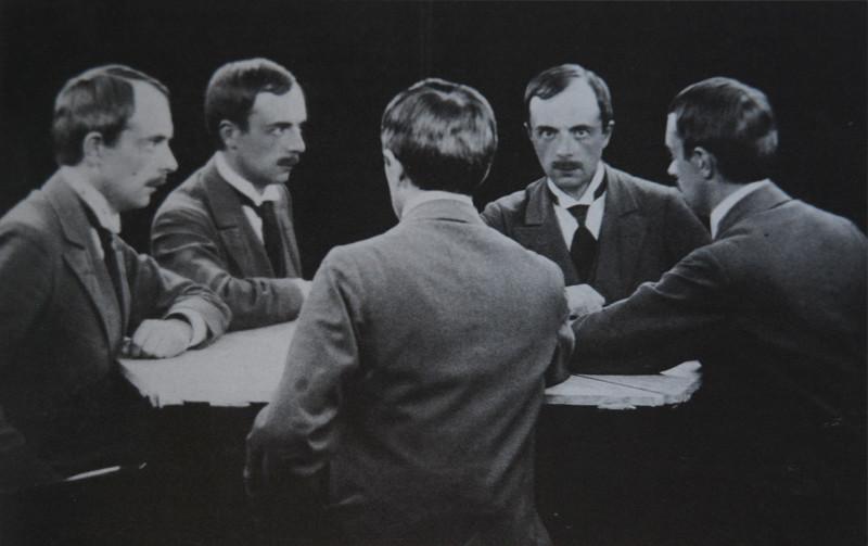 waclaw-szpakowski-multiple-self-portrait-1912