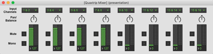 mixer version - mixer