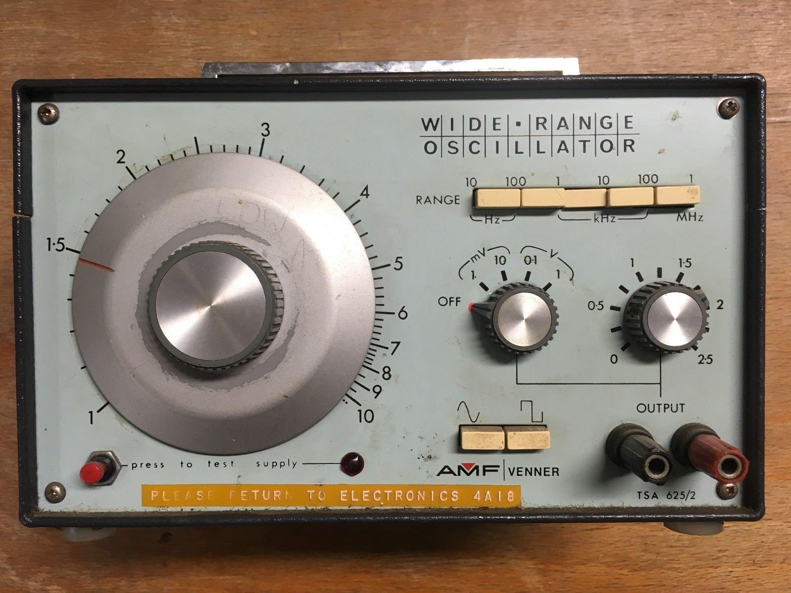 Old Lab Oscillators Use With Eurorack Equipment Lines Audio